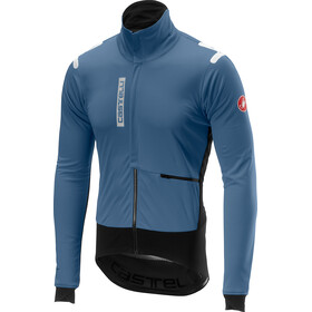 Castelli Alpha Ros Jacket Men moonlight/blue/black